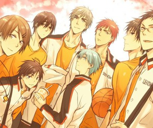 kuroko no basket, anime, and seirin image