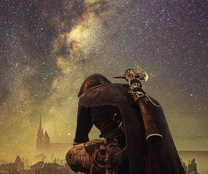 assassin's creed, game, and stars image