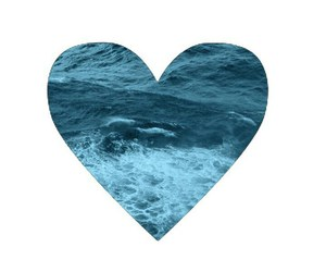 heart and sea image