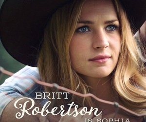 britt robertson and the longest ride image