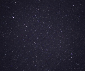 ethereal, night, and stars image