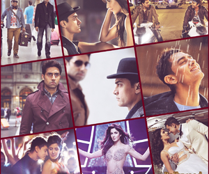 abhishek bachchan, aamir khan, and dhoom 3 image