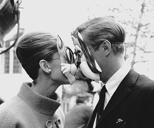 1961, audrey hepburn, and Breakfast at Tiffany's image