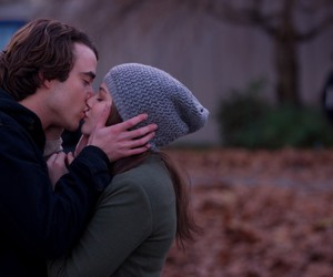 if i stay, kiss, and love image