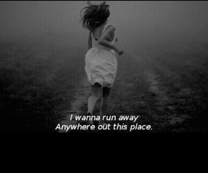 alone, anywhere, and away image