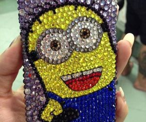 minions, case, and despicable me image