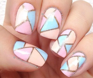 nail, nails art, and nails image