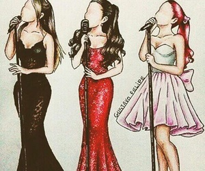 ariana grande, ariana, and dress image
