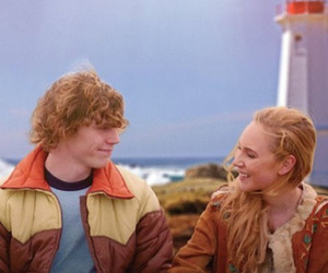 juno temple, evan peters, and safelight image