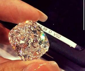 crystal, diamond, and fashion image
