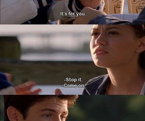 one tree hill, quotes, and love image