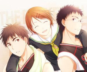 anime, riko, and kuroko no basket image