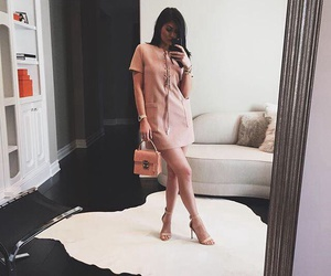 baby pink, closet, and dressing room image