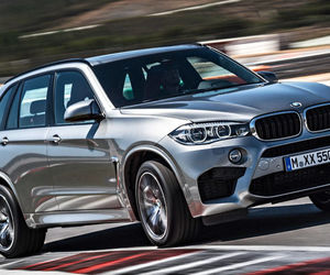 bmw, x5 m, and cars image