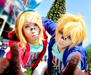 cosplay, vocaloid, and Matryoshka image
