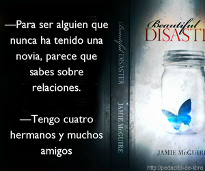 beautiful disaster, frase, and jamie mcguire image