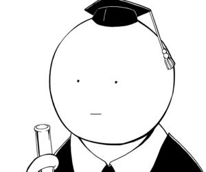 manga, korosensei, and assassination classroom image