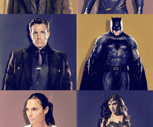batman, Ben Affleck, and bruce wayne image
