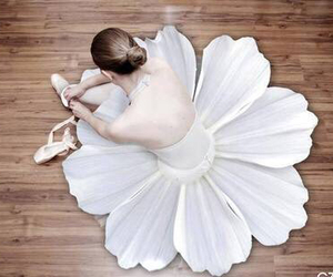 ballet, flowers, and dance image