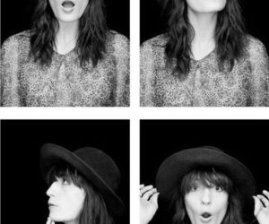 florence and the machine, florence welch, and black and white image