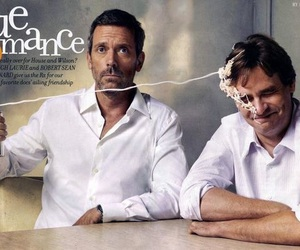 house md, bromance, and dr house image