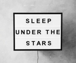 stars, sleep, and quotes image