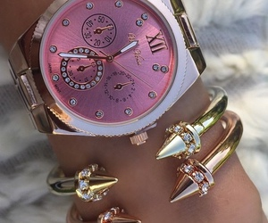 pink, jewelry, and accesorios image