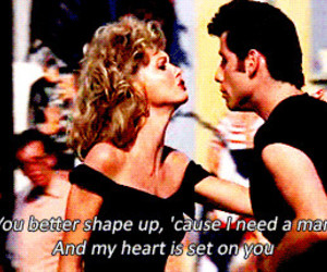 grease, quotes, and movie image