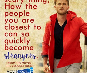 quote, scott eastwood, and movie quote image