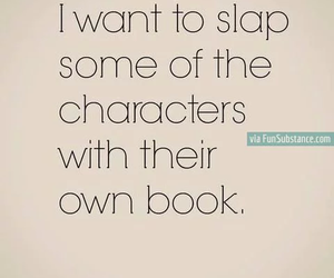 book, character, and quotes image