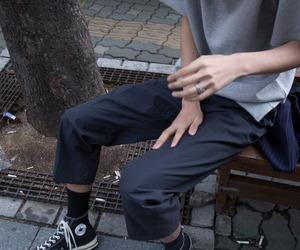 grunge and boy image