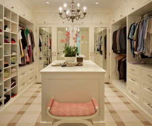 luxury, wardrobe, and Dream image