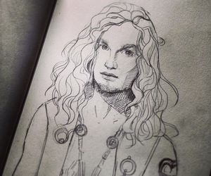alice in chains, art, and drawing image