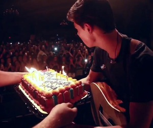 cake, happiness, and tour image