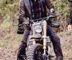 twd, daryl dixon, and the walking dead image