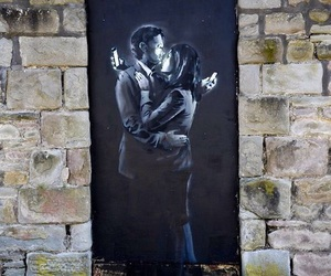 bansky, Relationship, and texting image