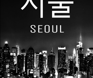 seoul and korea image