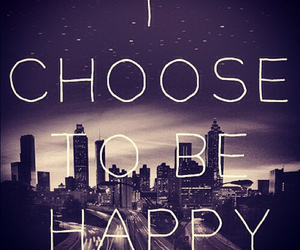 choice and happy image