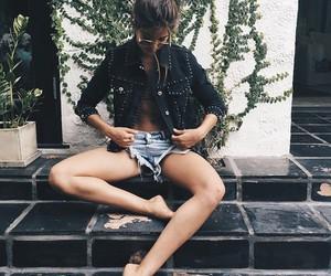 style, fashion, and jacket image