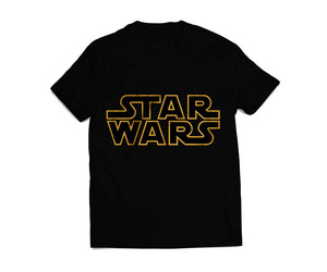 movie, star wars, and t shirt image