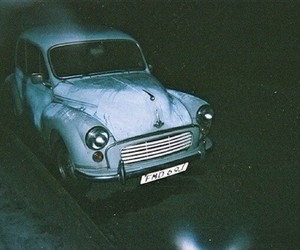car, vintage, and grunge image