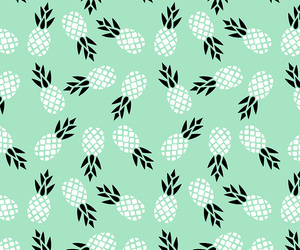 ananas, background, and fresh image