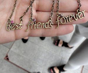 friends, forever, and Best image