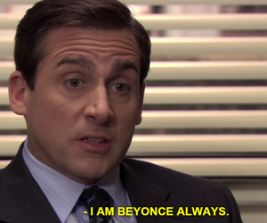 beyoncé, the office, and funny image
