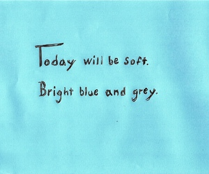 black, today, and blue image