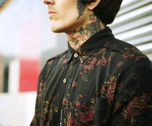 bmth, bring me the horizon, and oly sykes image