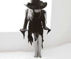 costume, girl, and Halloween image