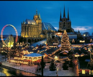 weihnachtsmarkt, germany, and travel image