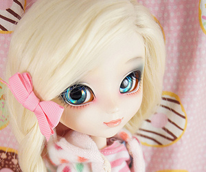 doll, toys, and pullips image