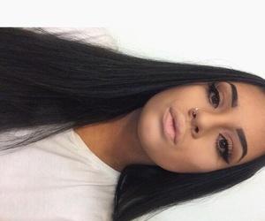 hair and lips image